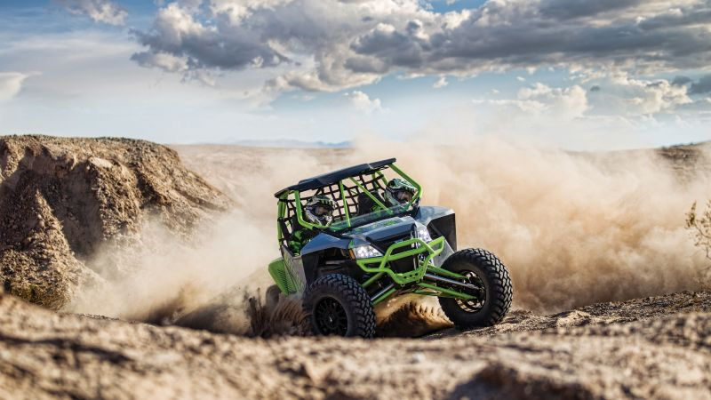 Arctic cat wildcat x, 8k, HD wallpaper, suv (horizontal)