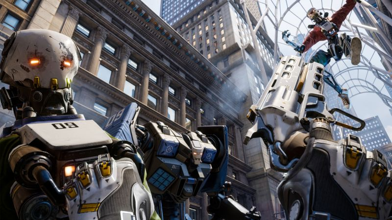 Robo Recall, VR, Oculus Touch, best games (horizontal)