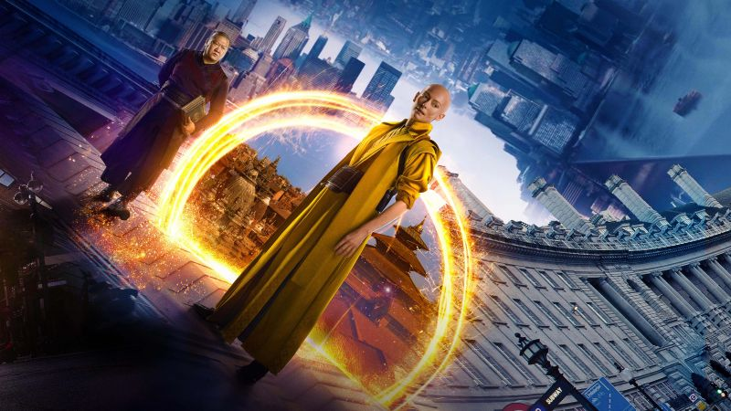 Doctor Strange, Tilda Swinton, Best Movies (horizontal)