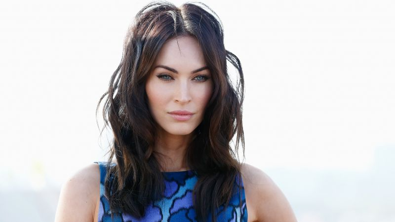 Megan Fox, Most popular celebs, model, actress (horizontal)