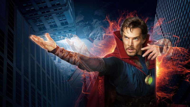 Doctor Strange, Benedict Cumberbatch, Best Movies (horizontal)