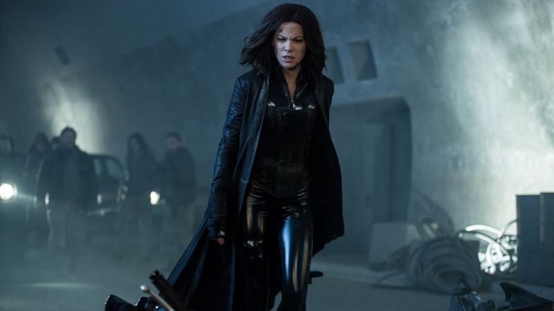Underworld: Blood Wars, Kate Beckinsale, vampire, best movies (horizontal)