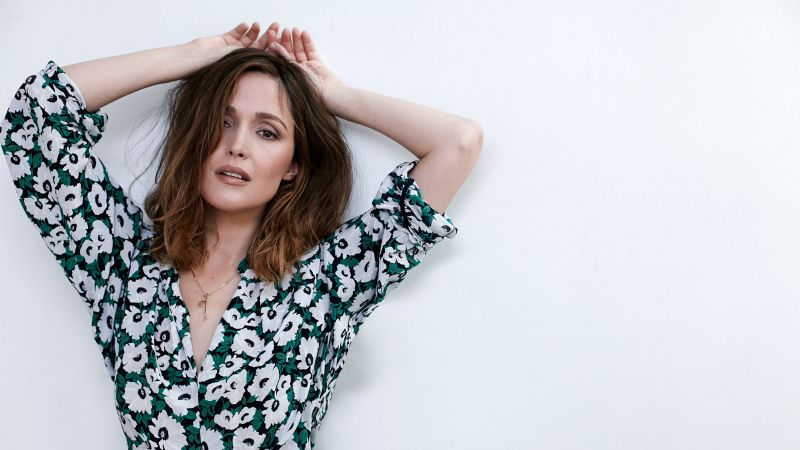 Rose Byrne, Most popular celebs, model, actress (horizontal)