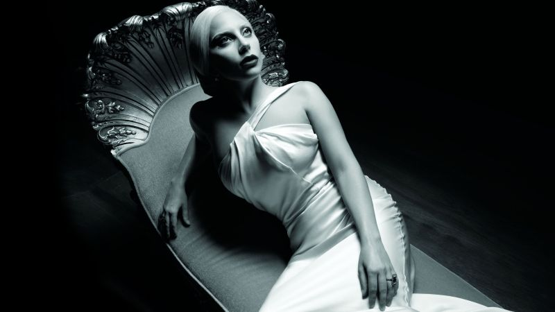 Lady Gaga, American horror story, Most popular celebs (horizontal)