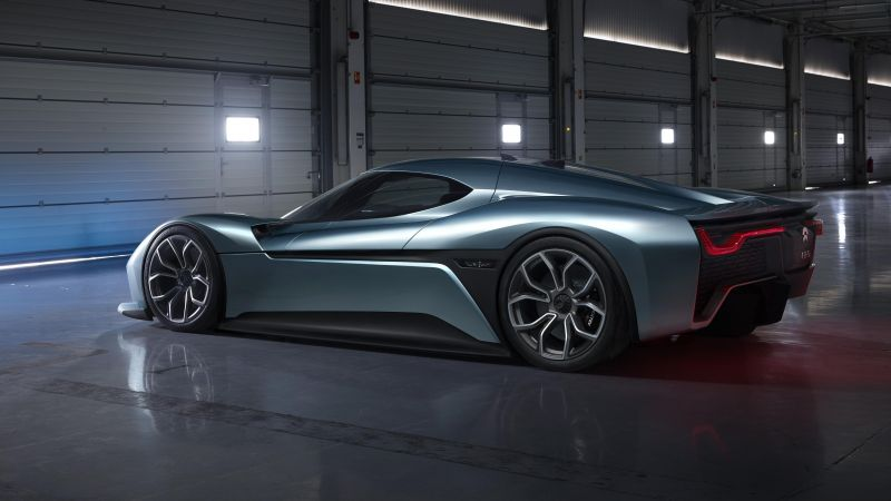 NextEV, NIO EP9, electric cars, sport car (horizontal)