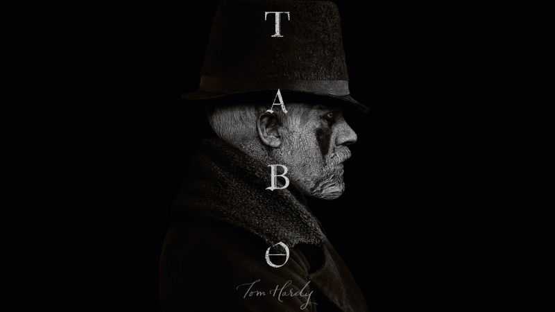 Taboo, Tom Hardy, TV Series (horizontal)