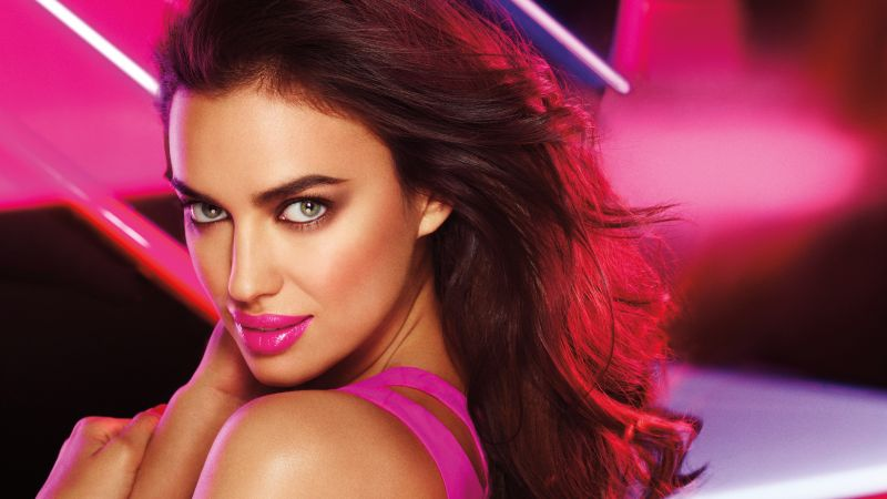Irina Shayk, Top Fashion Models, model, brunette (horizontal)