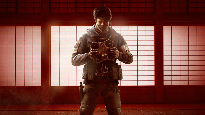 Operation Red Crow, Tom Clancy's, Rainbow Six Siege, best games (horizontal)
