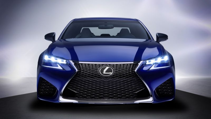 Lexus GS F, Luxury, Sedan (horizontal)