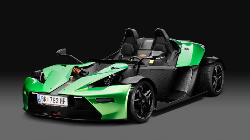 KTM X-Bow, supercar (horizontal)