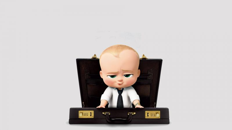 The Boss Baby, Baby, costume, best animation movies (horizontal)