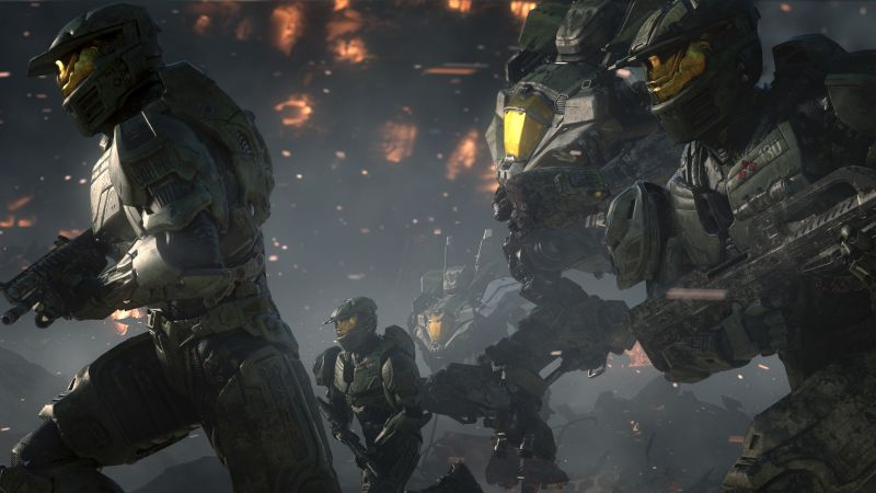 Halo Wars 2, Xbox One, best games (horizontal)