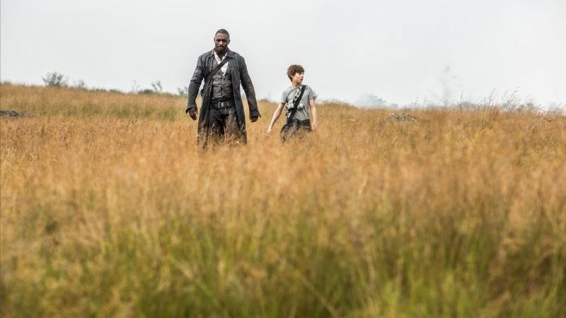 The Dark Tower, Idris Elba, best movies (horizontal)