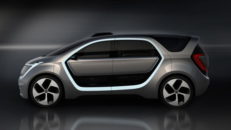 Chrysler Portal, electric cars, CES 2017 (horizontal)