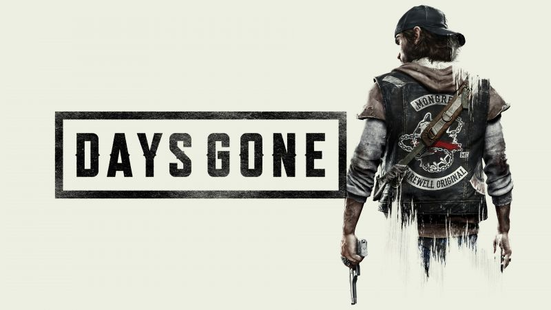 Days Gone, survival horror, PS 4, best games (horizontal)