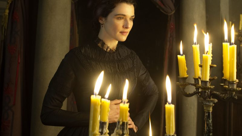 My Cousin Rachel, Rachel Weisz, best movies (horizontal)