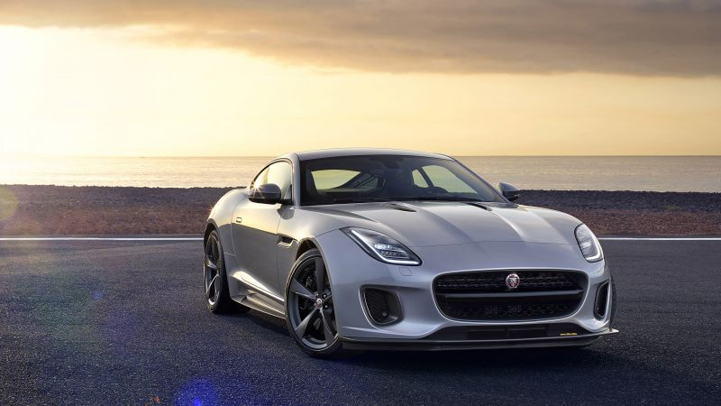 Jaguar F-TYPE, roadster, best cars (horizontal)