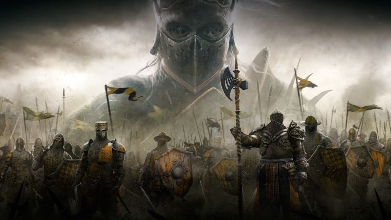 For Honor, best games, PC, PS4, Xbox One (horizontal)