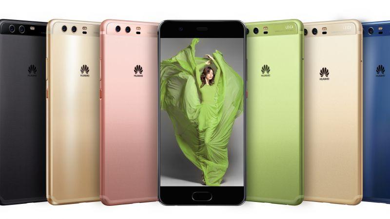 Huawei P10, best smartphones, MWC 2021 (horizontal)