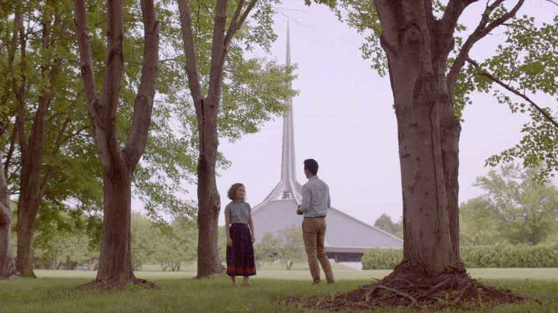 Columbus, John Cho, Haley Lu Richardson, Sundance 2017 (horizontal)