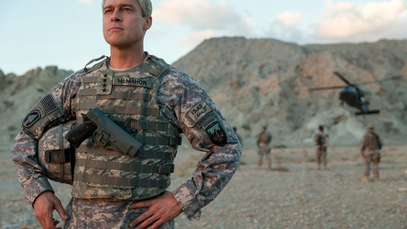 War Machine, Brad Pitt, best movies (horizontal)