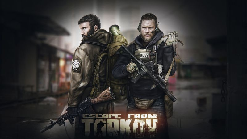 Escape from Tarkov, FPS, TPS, shooter, PC (horizontal)