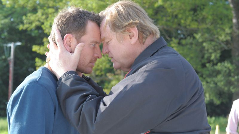 Trespass Against Us, Michael Fassbender, Brendan Gleeson, best movies (horizontal)