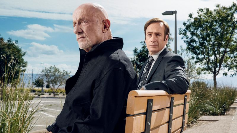 Better Call Saul, season 3, Bob Odenkirk, Jonathan Banks, best tv series (horizontal)