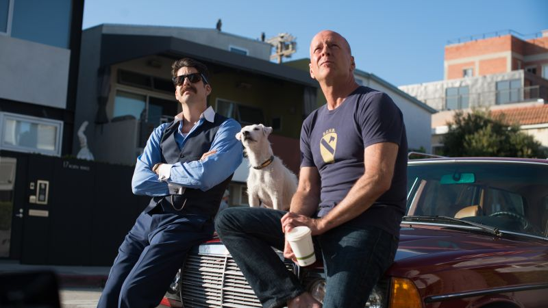 Once Upon a Time in Venice, Bruce Willis, Adam Goldberg, dog, best comedies (horizontal)