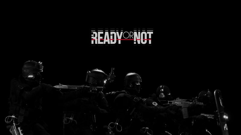 Ready Or Not, tactical FPS, best games (horizontal)