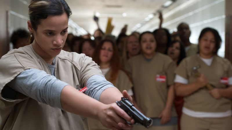 Orange Is the New Black, Dascha Polanco, season 5, prison, Best TV Series (horizontal)