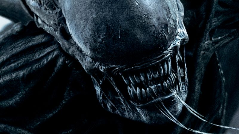 Alien: Covenant, 4k, HD, alien, monster, best movies (horizontal)