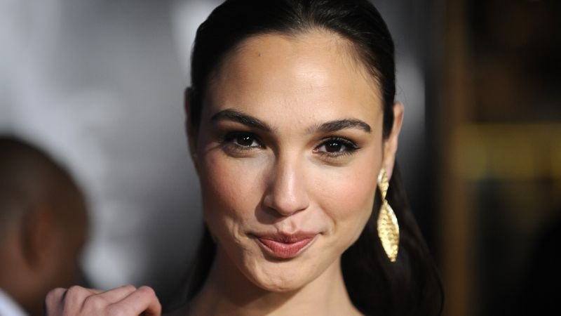 Gal Gadot, portrait, HD, 4k (horizontal)
