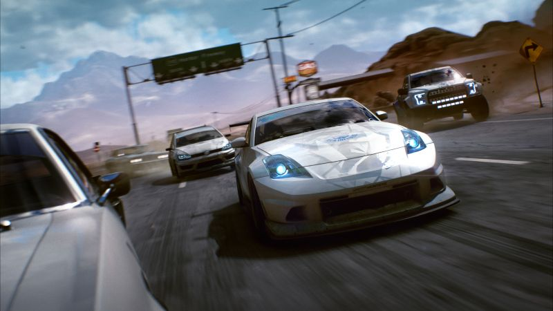 Need for Speed Playback, 4k, screenshot, E3 2017 (horizontal)