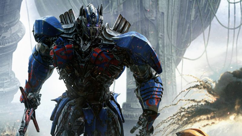 Transformers: The Last Knight, Transformers 5, 4k (horizontal)