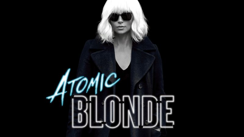 Atomic Blonde, Charlize Theron, 4k (horizontal)