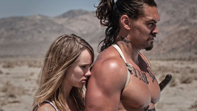 The Bad Batch, Suki Waterhouse, Jason Momoa, 4k (horizontal)