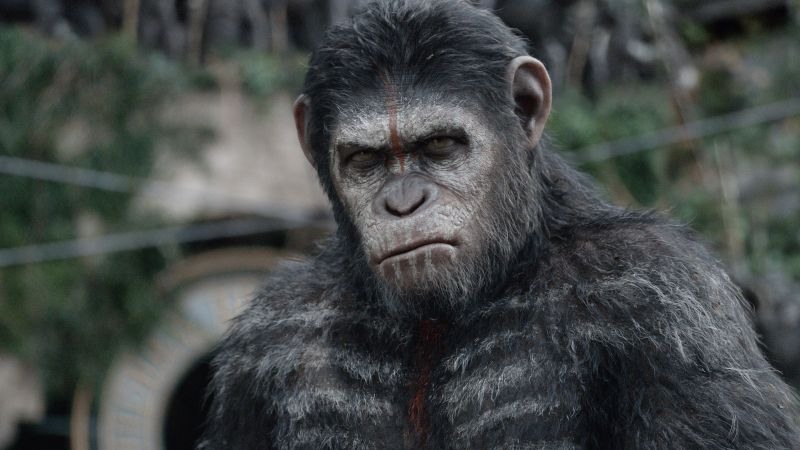 War for the Planet of the Apes, 4k, 5k (horizontal)