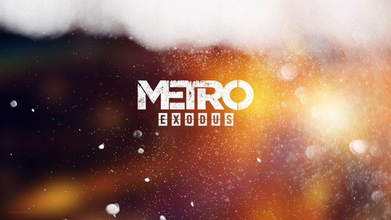Metro Exodus is Out!