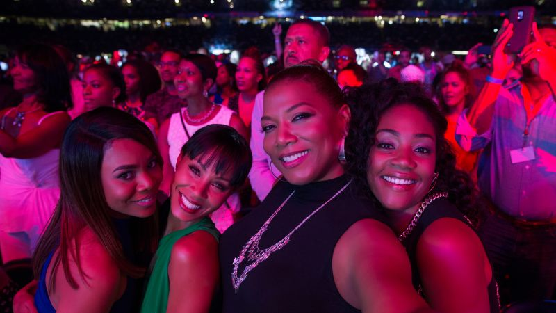 Girls Trip, Queen Latifah, Jada Pinkett Smith, Regina Hall, Tiffany Haddish, 5k (horizontal)