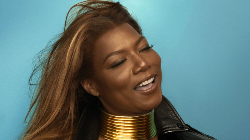 Queen Latifah, 4k, photo (horizontal)