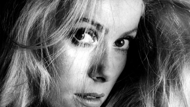 Catherine Deneuve, 4k, photo (horizontal)