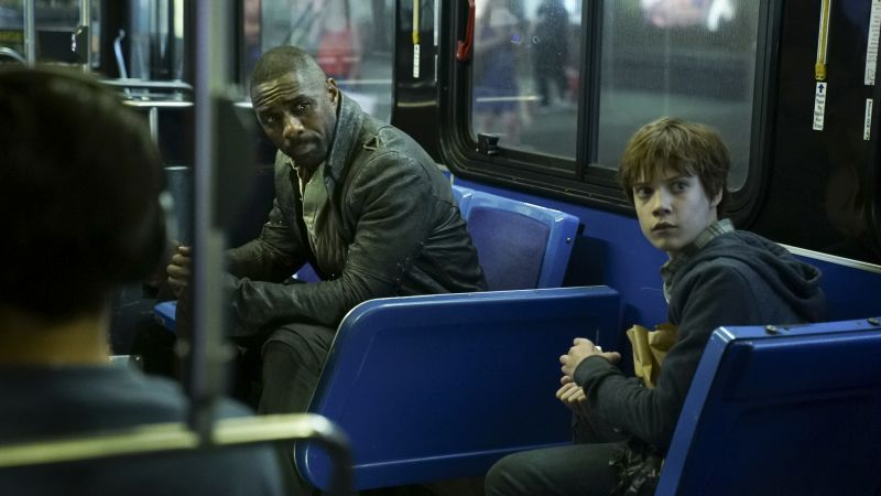 The Dark Tower, Idris Elba, Nicholas Hamilton, 5k (horizontal)