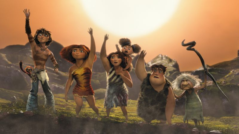 The Croods 2, 5k, best animation movies (horizontal)