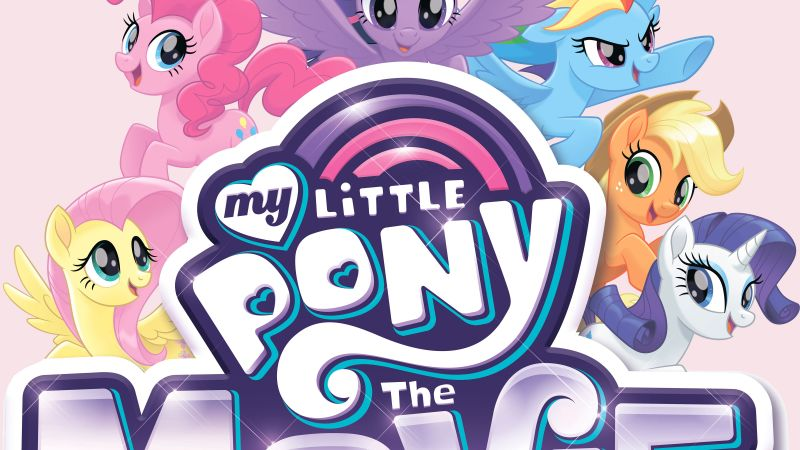 My Little Pony: The Movie, 5k (horizontal)