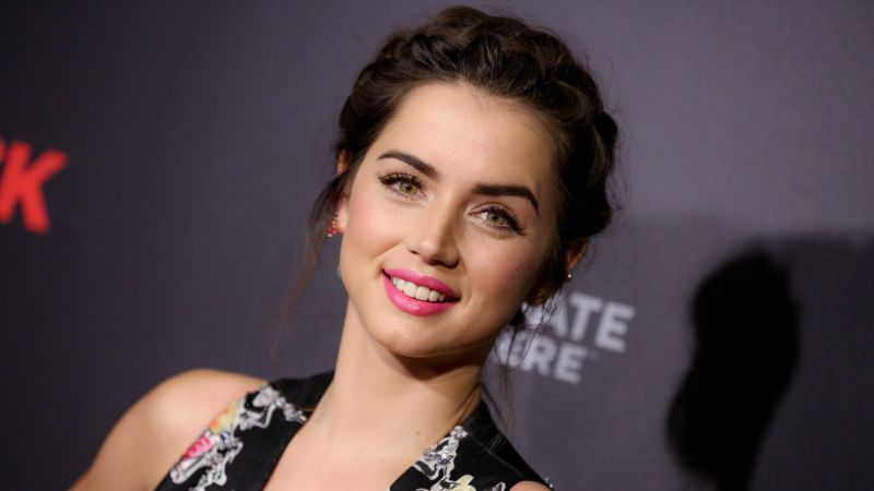 Ana de Armas, 4k, photo (horizontal)