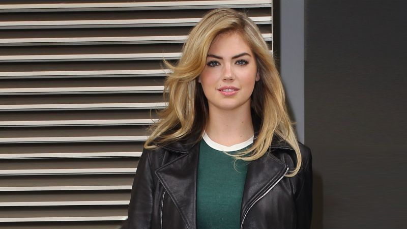 Kate Upton, 8k, photo (horizontal)