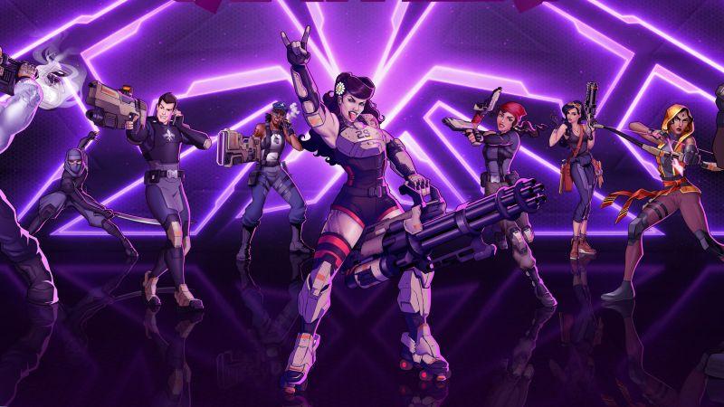 Agents Of Mayhem Artwork Hd Games 4k Wallpapers Images