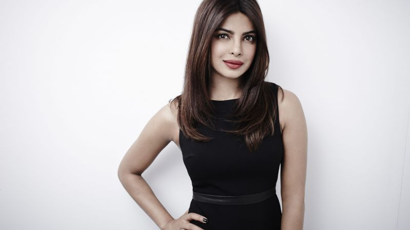 Priyanka Chopra, 4k, photo, bollywood (horizontal)