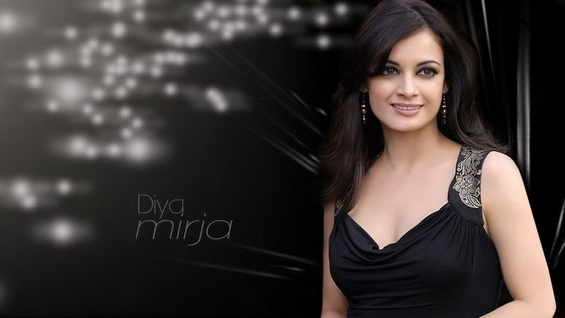 Dia Mirza, 5k, photo, bollywood (horizontal)